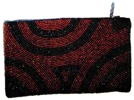 3007 Abstract Swirl Brown